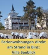 Ferienwohnung Villa Seeblick Binz Rügen