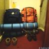 Als Backpacker auf Rügen unterwegs