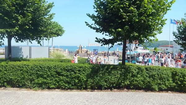 Das Ostseebad Binz ist ideal für Jugendliche
