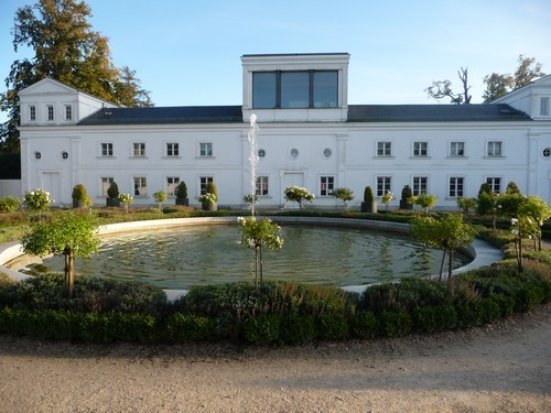 Orangerie im Schlosspark Putbus