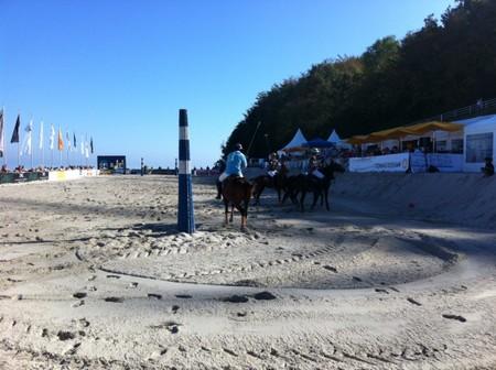 Beach Polo Cup Sellin: Aufnahme aus dem Jahr 2011
