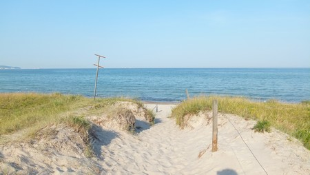 Der Strand von Prora: Idealer Ort für Yoga