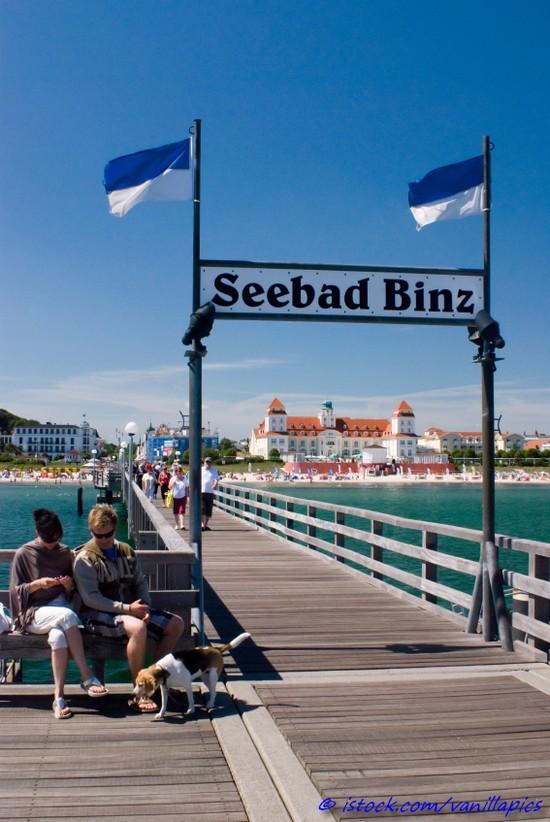 Die beliebten Seebäder Rügens sind Austragunsgorte vieler Veranstaltungen im Frühjahr und Sommer.