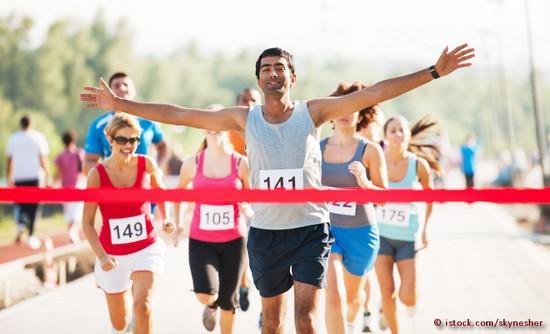 Beim Binzer Halbmarathon locken bis zu 100 Euro Preisgeld.