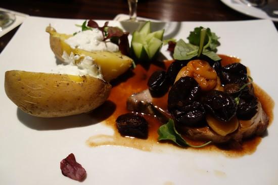 Beispiel: Regionale Küche auf Rügen Restaurant zur Kajüte in Sellin