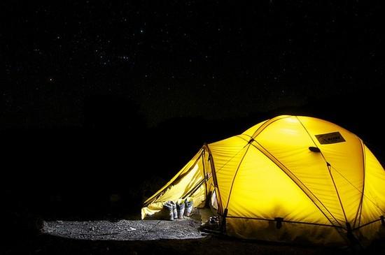 Zelten auf Rügen ist seit jeher beliebt