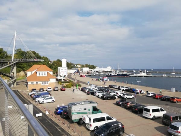 Hafen Sassnitz